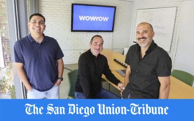 This North Park startup just got backed by GoFundMe founder and Ex-Googler. Here's why