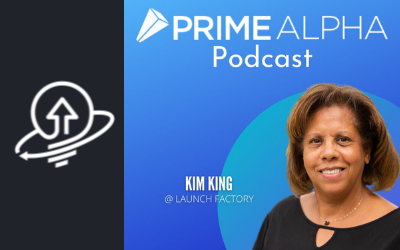 Passion for Teaching and Cultivating Startups with Kim King at Launch Factory